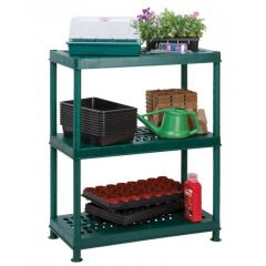 Self Assembly Greenhouse Ventilated Shelving - Worth Gardening