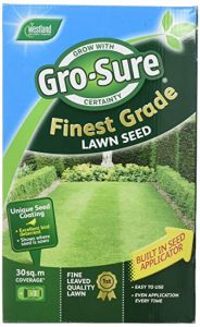 Gro-Sure Finest Grade Lawn Seed 10SQM