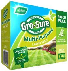 Gro-Sure Multi-Purpose Lawn Seed 5SQM