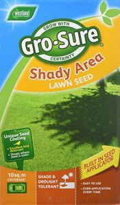 Gro-Sure Shady Area Lawn Seed 10SQM
