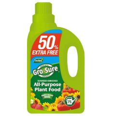 Gro-Sure Super Plant Food - 1L +50% Extra Free