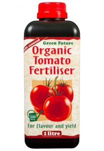 Organic Tomato Fertiliser - Growth Technology