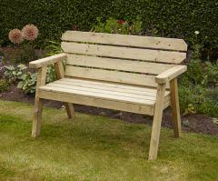 Woodshaw Hampton Bench 4ft