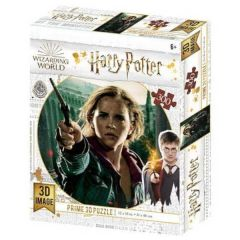 Harry Potter Hemione Granger 300 Piece 3D-Look Puzzle