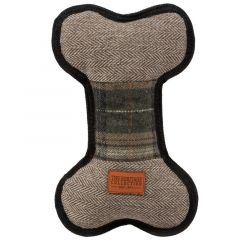Ancol Heritage Tweed Bone