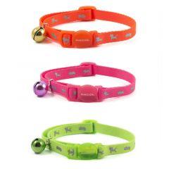 Ancol Hi-Vis Safety Kitten Collar