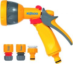 Hozelock Multi Spray Gun & Connectors