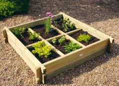 Hutton Herb Planter