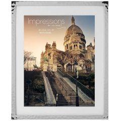 "Impressions Hammerd Frame White Border 8X10"" - Widdop Bingham"