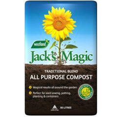 Jack's magic All Purpose Compost 50L
