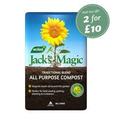 Jack's magic All Purpose Compost 50L