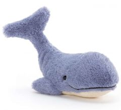 Jellycat Wilbur Whale Baby