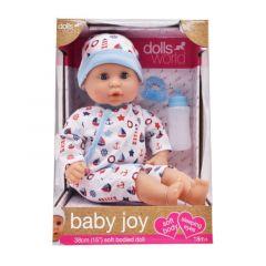 Baby Joy Blue Outfit - dollsworld