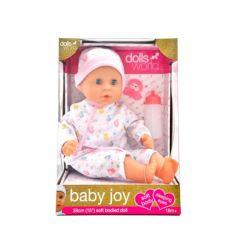 Baby Joy White Outfit - dollsworld