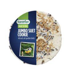 Gardman Jumbo Suet Filled Seed Cookie