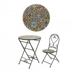 Kaemingk Braga Mosaic Bistro Set
