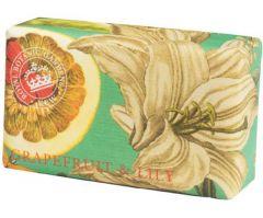 Kew Gardens 240g Grapefruit & Lily Soap