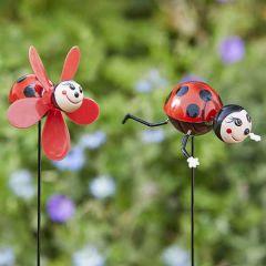 Ladybug Loony Stakes - Smart Garden