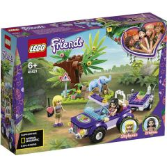 Lego Friends Baby Elephant Jungle Rescue