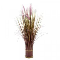 Faux Bouquet - Lilac Grass Tails 70 cm - Smart Garden