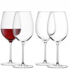 Red Wine Glasses 420ml Pack of 4 - LSA International