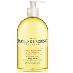 Mandarin & Grapefruit Hand Wash 500ml - Baylis and Harding