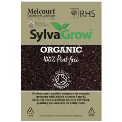 Melcourt SylvaGrow Organic Multi Purpose 50l