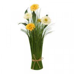 Faux Bouquet - Mellow Yellow 40 cm - Smart Garden