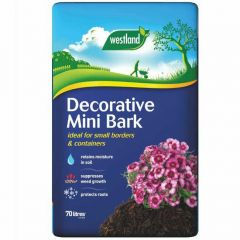 Westland Decorative Mini Bark - 70L