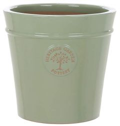 Woodlodge Mint Green Heritage Pot 41cm
