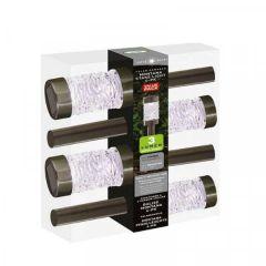 Montana Stainless Steel Stake Lights 3L - 4 Pack - Smart Garden