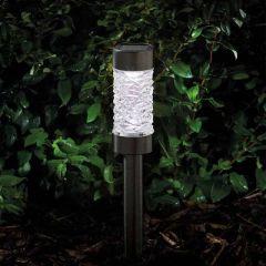 Montana Nickel 3L Stake Light - Smart Garden