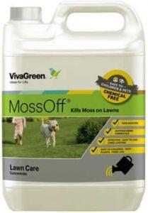 VivaGreen Moss Off Lawn - 2 Litre