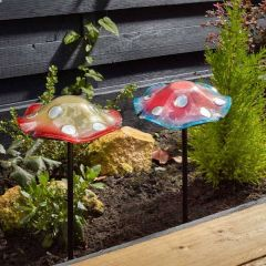 Giant Glow-Shrooms - Smart Garden