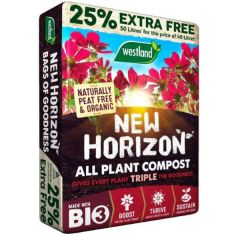 New Horizon All Purpose Compost - 50L