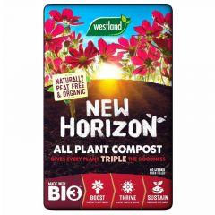New Horizon Peat Free & Organic compost