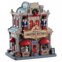 Lemax Nora's Christmas Boutique