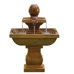 Kelkay Odyssey Water Feature Including LEDs
