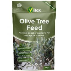 Olive Tree Fertiliser (Pouch)  - 0.9kg