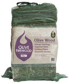 Olive Firewood 10-20cm 10kg - GC-GREENOLIVE