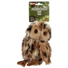 Animal Instincts Forest Friends Ollie Owl Small