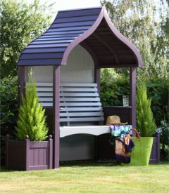 AFK Orchard Arbour  - Lavender& Stone