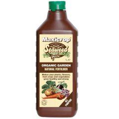 Organic Garden Natural Fertiliser 1 Litre - Maxicrop