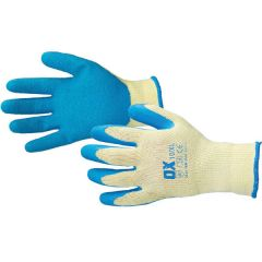 Ox Pro Latex Grip Gloves - Size 10/XL
