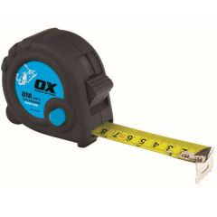 Ox Trade Tape Measure - 8m