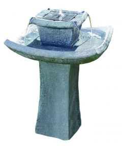 Smart Solar Water Feature - Pagoda Fountain
