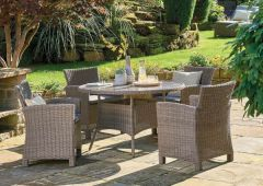 Kettler Palma 4 Seater Dining Set