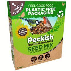 Peckish Natural Balance Seed Mix 1.7kg Box