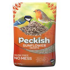 Peckish Sunflower Hearts 12.75Kg