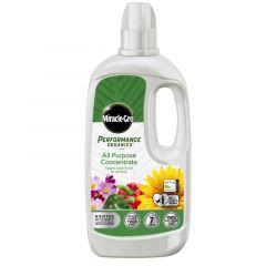 Miracle-Gro Performance Organics All Purpose Granular Food 1l